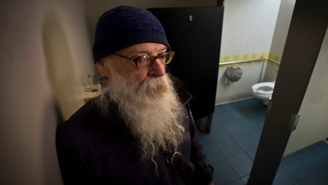 Albert Petrarca, a former nurse, was shocked by the response he got from someone in the Office of the Assessor at Burlington City Hall. When he rushed in to tell them about a man passed out in the bathroom and that they should call 911, he assumed they would.