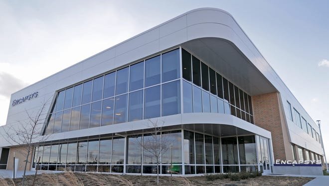 Encapsys' new innovation headquarters in Appleton.