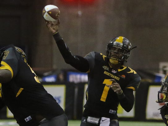 The Nighthawks will remain in Wichita Falls for the