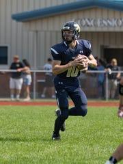 Susquehanna Valley quarterback Jarred Freije has a