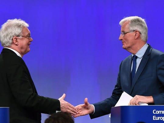 BELGIUM-EU-BREXIT