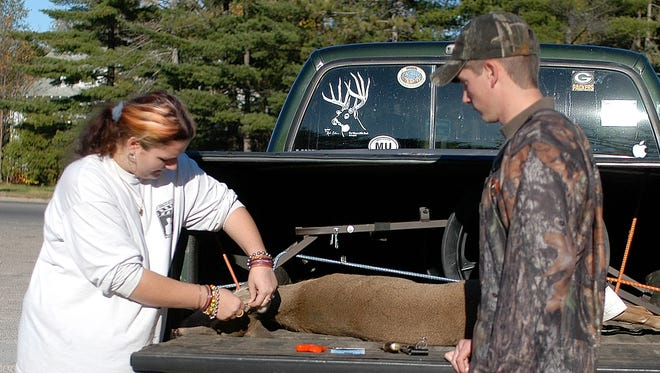 In-person deer registration is history in Wisconsin. All deer must be registered electronically by telephone, smartphone or computer.