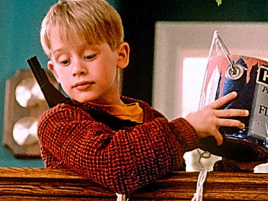 """The 1990 Christmas classic """"Home Alone"""" is being shown at the Riverside Theater Nov. 30 and Dec. 1, with the Milwaukee Symphony Orchestra performing John Williams' score live."""
