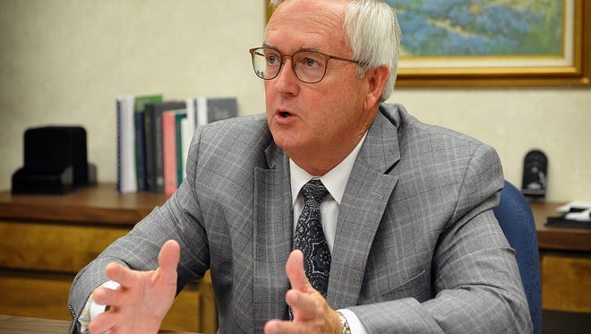 Eddie Trigg, chief appraiser and CEO of the Wichita Appraisal District, talks about the changes and improvements the organization has experienced during his 17 years in the position.