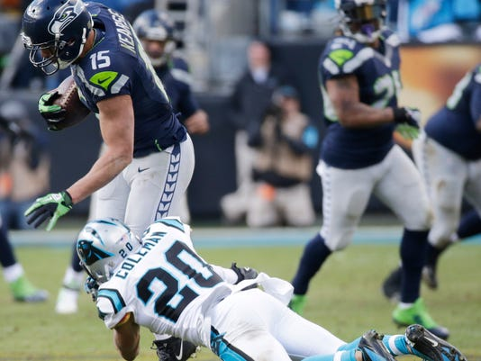 Seahawks-Panthers