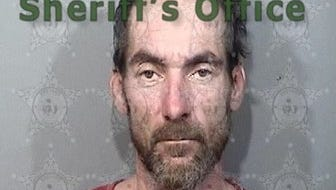 Arvin Rogers, 51, of Melbourne, charges: Sex battery victim >12 w/weapon or force; burgl w assault or battery ; false imprisonment; battery pers >65 yoa; 2 counts of failure to appear misdemeanor.