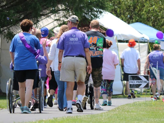 Relay For Life of Sandusky County, a fundraiser for