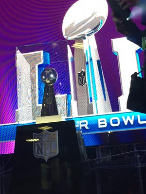 Super Bowl LII will kick off on Sunday night, as the Eagles and Patriots square off.