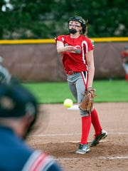 Oak Harbor's Ashley Riley returns in the circle as a junior.
