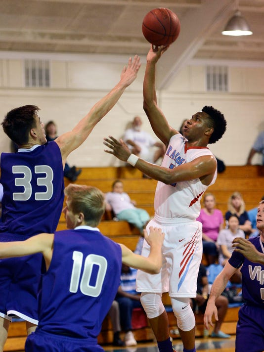 High School Basketball: Space Coast at Rockledge
