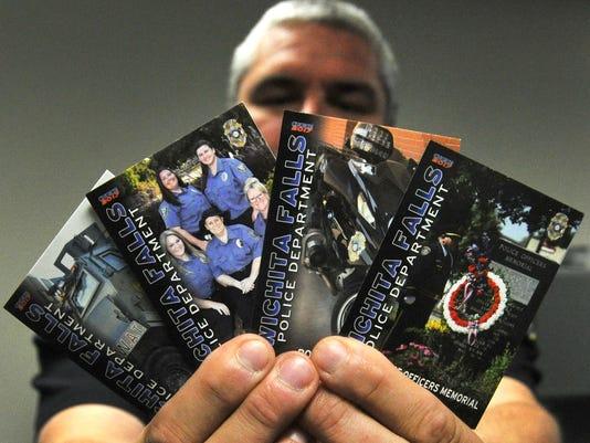 Cop cards