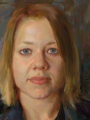 "Melissa Schork was part of Rose Frantzen's ""Portrait"