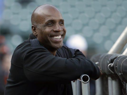 AP MARLINS BONDS HIRED BASEBALL S BBN FILE USA CA