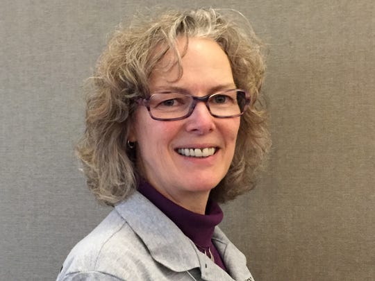 Anne Ruflin is the new executive director of NOFA-NY.