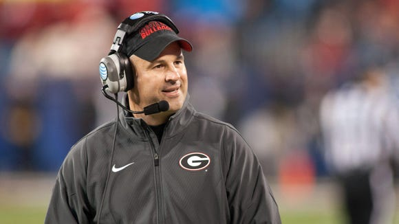 Georgia's defensive coordinator Jeremy Pruitt spent three years (2010-12) as Alabama's secondary coach. Pruitt has been reported by multiple outlets as a defensive coordinator candidate at both Auburn and Alabama.
