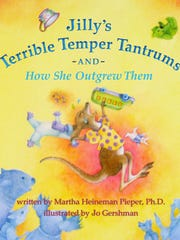"These 45 toys and products have earned the NAPPA seal of approval in 2017. Pictured is the book ""Jilly's Terrible Temper Tantrums: And How She Outgrew Them."""