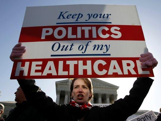 AP Health Care Overhaul