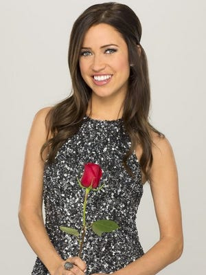 Kaitlyn, the ringmaster of the cray on 'The Bachelorette.'