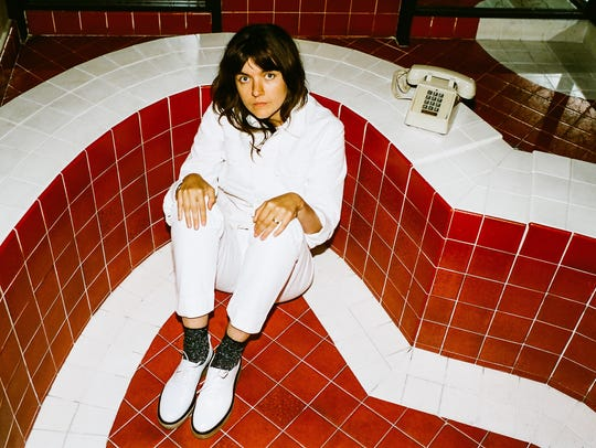 Courtney Barnett is set to appear at the 2018 80/35