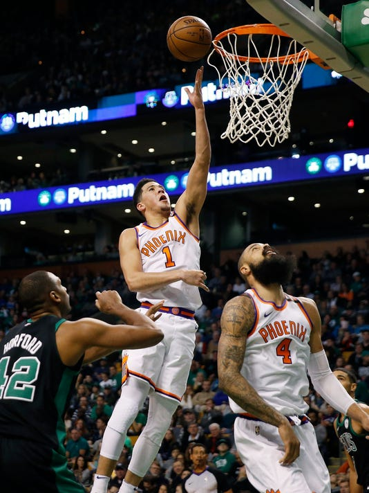 Devin Booker, Al Horford