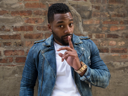Comedian LaRoyce Hawkins will perform at the Wurst