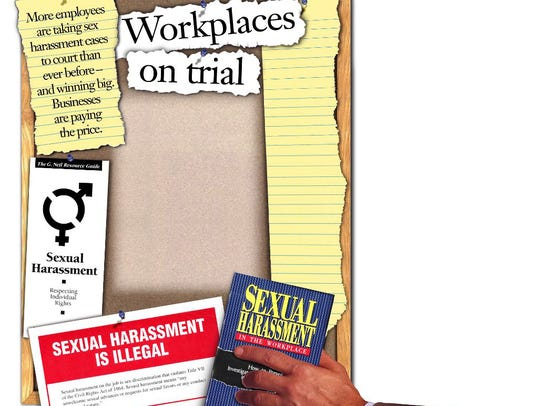 Sexual harassment is an issue many workplaces are dealing