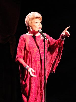 Cabaret singer Marilyn Maye will perform five shows on the Crown & Anchor resort's outdoor stage in Provincetown.