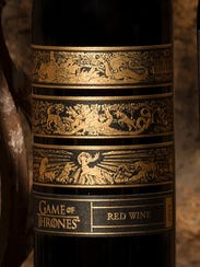 Vintage Wine Estates Game of Thrones 2014 Red Blend