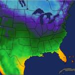Temperatures to plummet Friday night