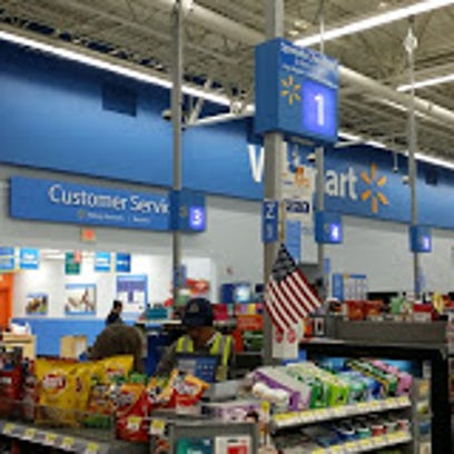 The screenings are part of Walmart's Wellness Day.