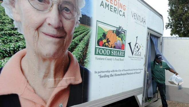 FOOD Share is a regional food bank.
