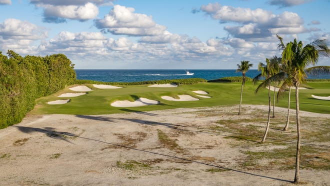 Seminole Golf Club, built by legendary architect Donald Ross in 1929, has never had a match televised on TV but you can bet they will be showing plenty of ocean shots like this.