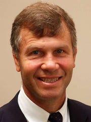 NIAA executive director Bart Thompson
