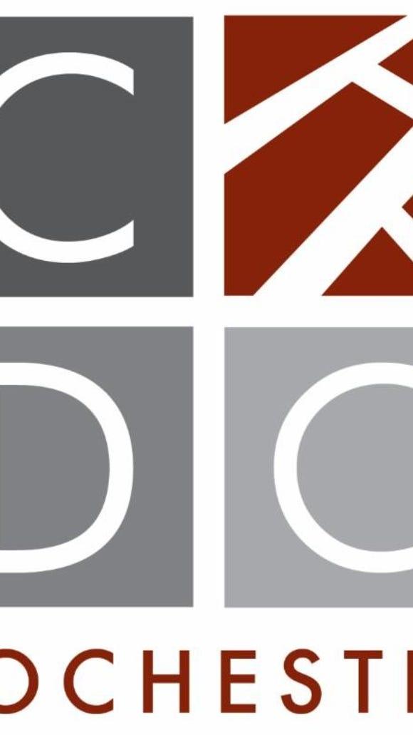 Community Design Center of Rochester logo