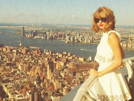 Taylor Swift New York