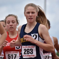 Parks wins 1600 state title to cap off stellar freshman year