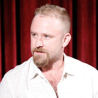 'Leave No Trace' star Ben Foster: 'You can fake chemistry'
