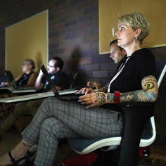 Tattooed just as employable as uninked, study finds