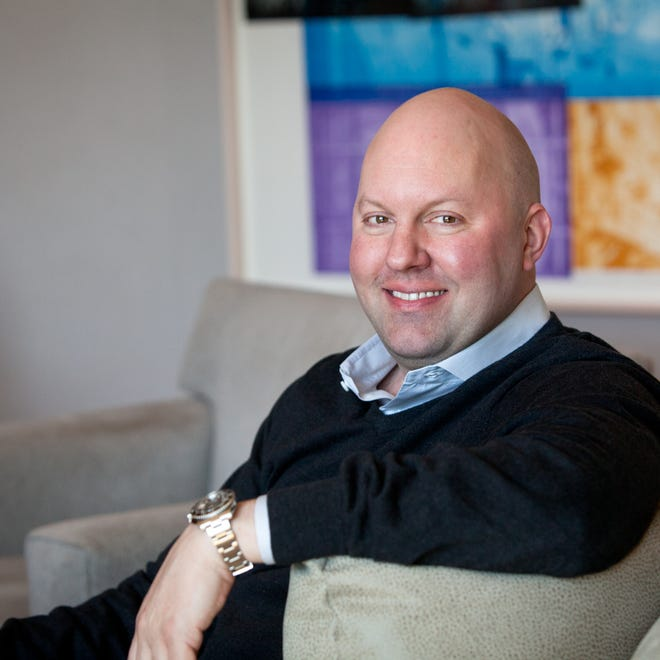 Marc Andreessen and his wife, Laura Arrillaga-Andreessen, are giving $500,000 to non-profits working to close the gender and racial gap in the high-tech industry.