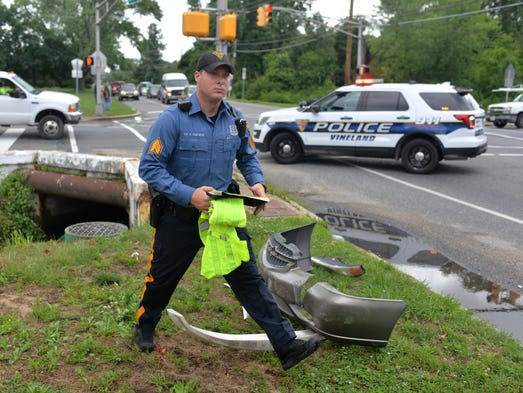 Atv riders flee crashes in waterford for Motor vehicle vineland nj