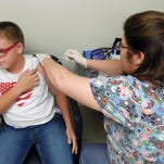 Ohio school vaccination levels vary amid scant oversight