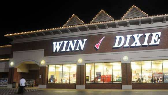 Winn-Dixie has 518 stores across the Southeast, including