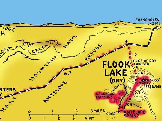 Flook Lake