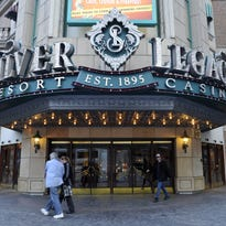 William Hill upgrades, operates Silver Legacy sports book