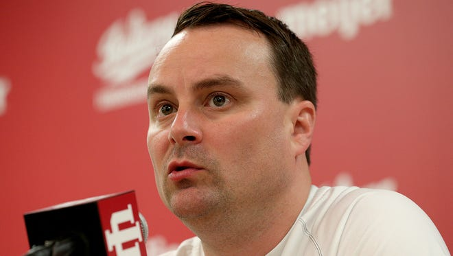 Archie Miller is set to begin his first season in charge of Indiana basketball.