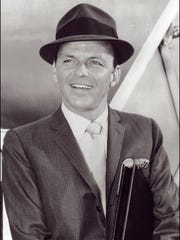 This file picture shows US singer Frank Sinatra, Sr., father to Frank Sinatra, Jr., in undated file picture. Frank Sinatra, born 12 December 1915, was a playboy who married four times, twice to famous actresses, Ava Gardner and Mia Farrow. Sinatra died late 14 May of a heart attack at the age 82.