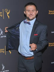 Sean McElwee arrives at the Dynamic & Diverse Nominee Reception presented by the Television Academy and SAG-AFTRA at the Academy's Saban Media Center on Thursday, Aug. 25, 2016, in the NoHo Arts District in Los Angeles.