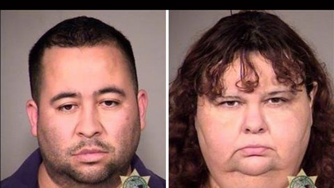 Ramon and Janet Barreto were arrested in Oregon in the 2008 death of Enna Barreto