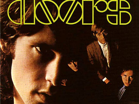 """The Doors,"" the debut album from the iconic band,"
