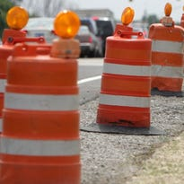 A detour from U.S.-31 in the northern lower peninsula could snarl traffic on Labor Day weekend.